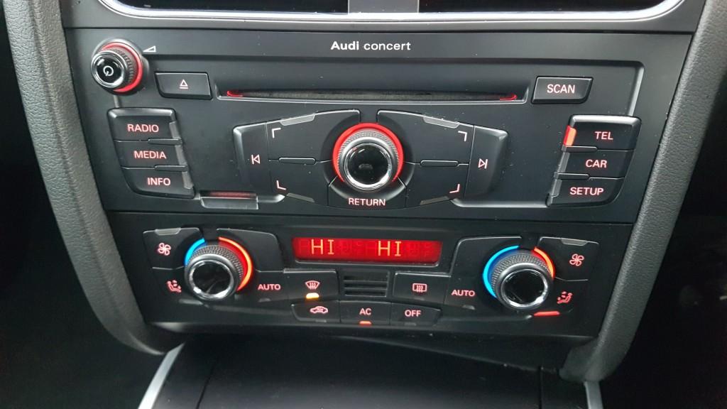 AUDI A5 2.0 TFSI S LINE 2DR