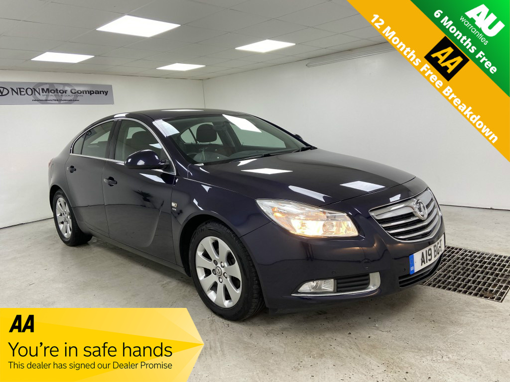 Used VAUXHALL INSIGNIA 2.0 SRI NAV CDTI 5DR in West Yorkshire