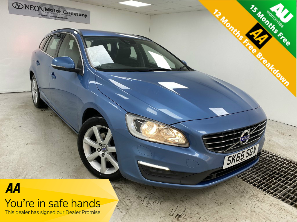 Used VOLVO V60 2.0 D3 SE NAV 5DR AUTOMATIC in West Yorkshire