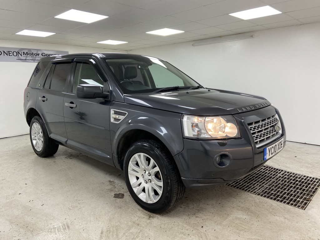 Used LAND ROVER FREELANDER 2.2 TD4 E HSE 5DR in West Yorkshire