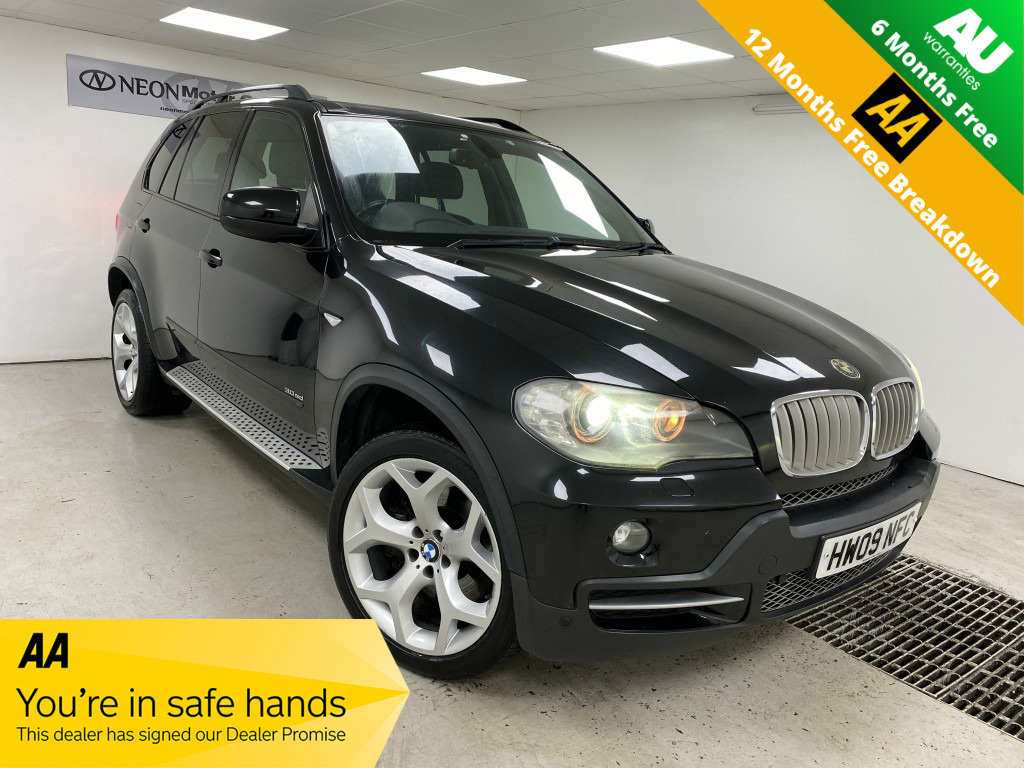 BMW X5 3.0 SD SE 5DR AUTOMATIC
