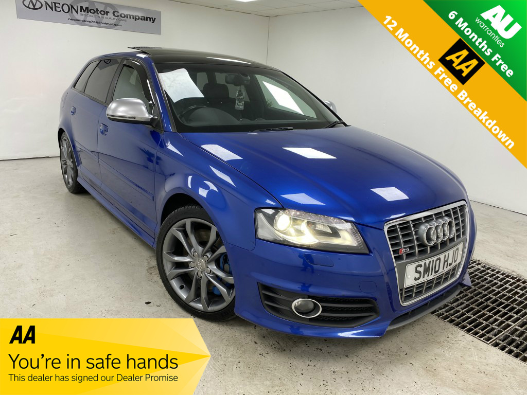 Used AUDI A3 2.0 S3 TFSI QUATTRO 5DR in West Yorkshire