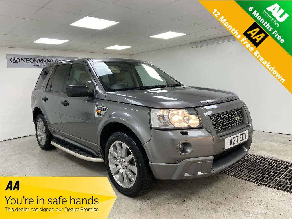 Used LAND ROVER FREELANDER 2.2 TD4 HST 5DR AUTOMATIC in West Yorkshire
