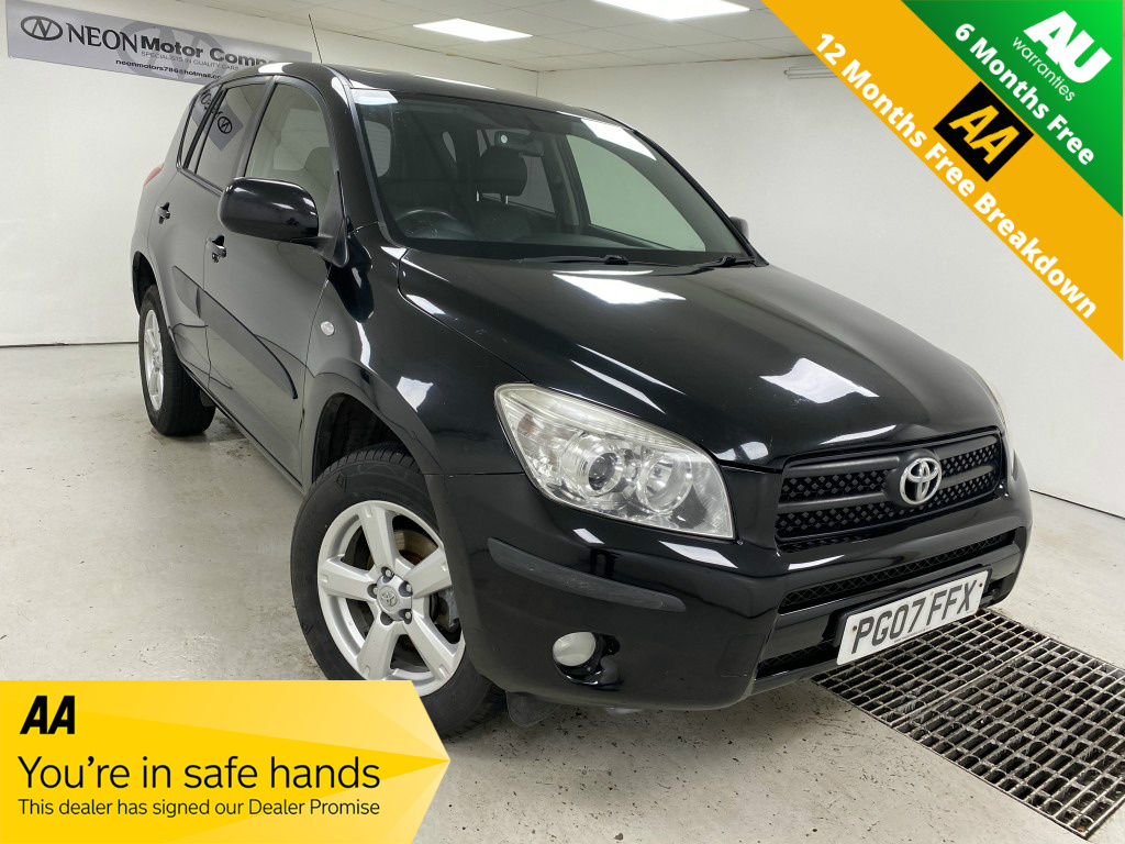 Used TOYOTA RAV4 2.2 XT-R D-4D 5DR in West Yorkshire