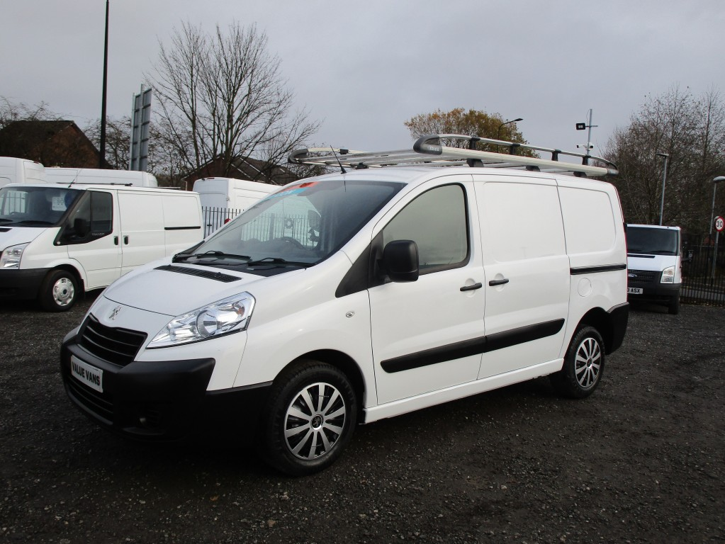 PEUGEOT EXPERT 1200 L1H1 HDI 2.0 1200 L1H1 HDI - AIR CON - CRUISE - ONE OWNER - FSH