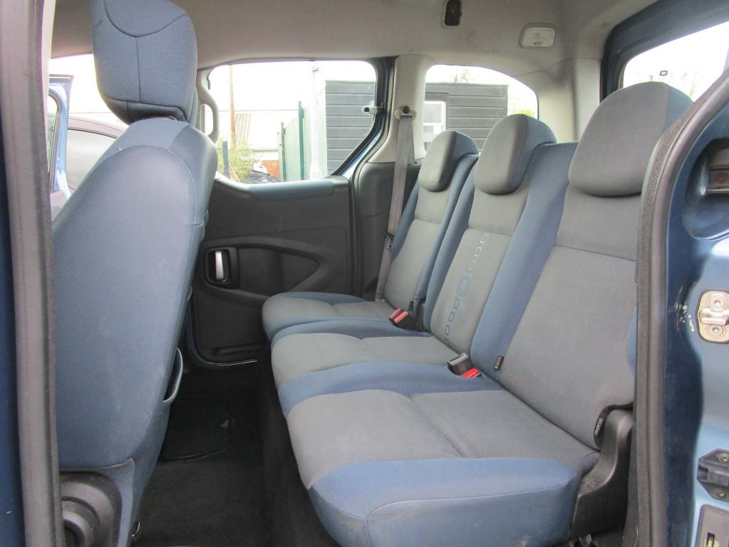 CITROEN BERLINGO MULTISPACE VTR 1.6 HDI 5 SEATS - LOW MILES - NO VAT