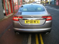 JAGUAR XF 2.7 LUXURY V6 4DR AUTOMATIC