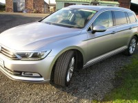 VOLKSWAGEN PASSAT 1.6 SE BUSINESS TDI BLUEMOTION TECH DSG 5DR SEMI AUTOMATIC
