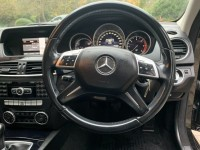 MERCEDES-BENZ C CLASS 2.1 C220 CDI BLUEEFFICIENCY EXECUTIVE SE 4DR