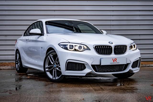 2019 (19) BMW 2 SERIES 1.5 218I M SPORT 2DR AUTOMATIC | <em>5,869 miles