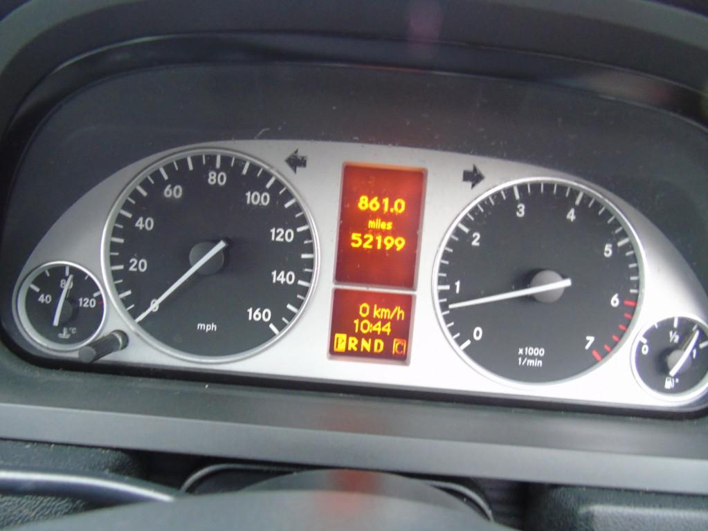 MERCEDES-BENZ B-CLASS B150 SE 1.5 B150 SE 5DR CVT