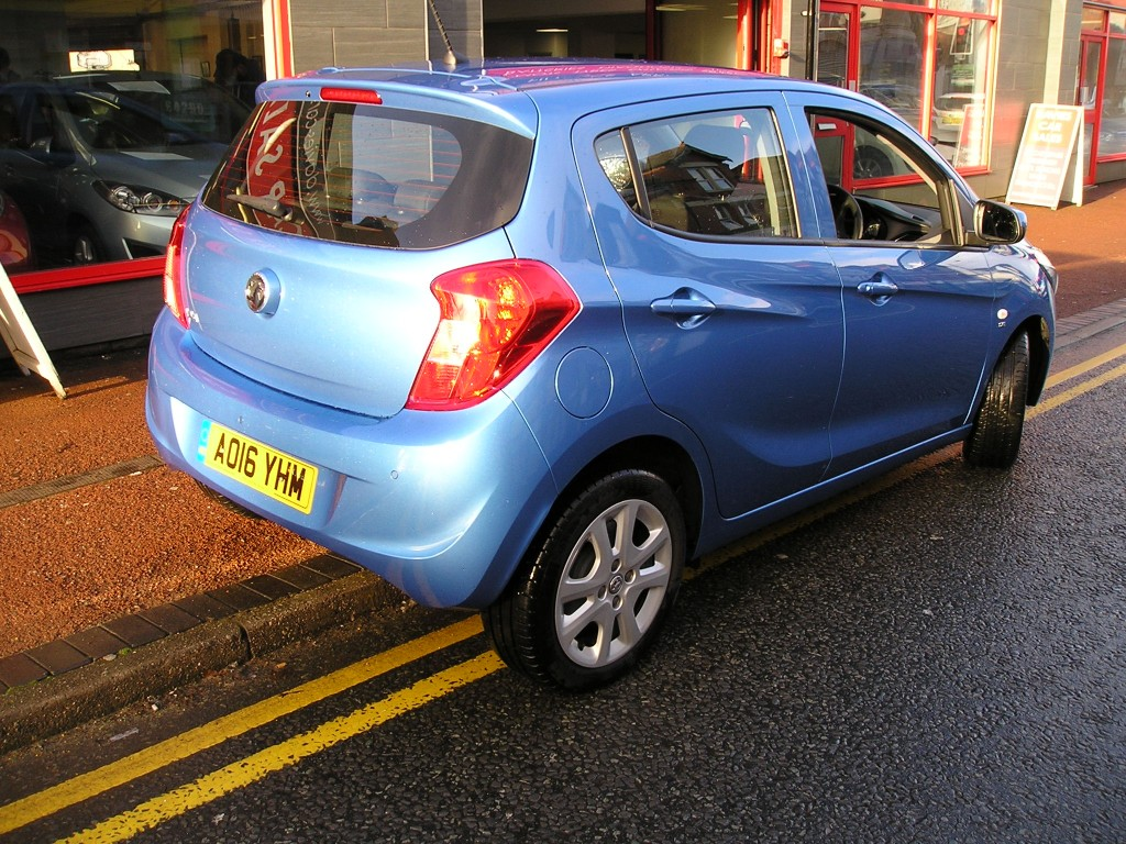 VAUXHALL VIVA 1.0 SE 5DR YES 1400 MILES ONLY,