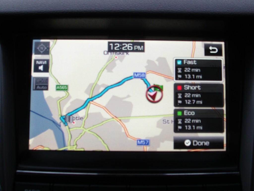 HYUNDAI TUCSON 1.6 GDI SE NAV BLUE DRIVE 5DR