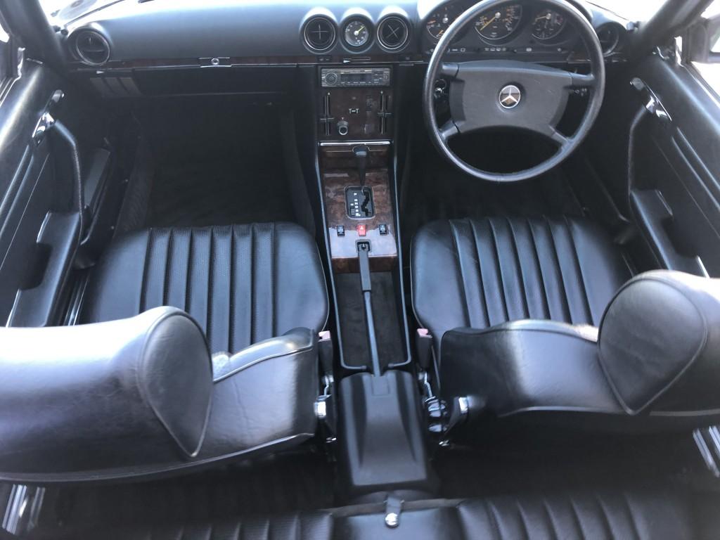 MERCEDES-BENZ SL 420 SL 4.2 420 SL 2DR AUTOMATIC