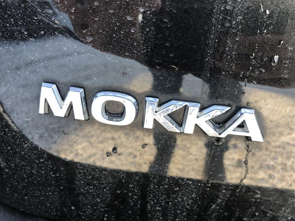 VAUXHALL MOKKA 1.6 EXCLUSIV S/S 5DR
