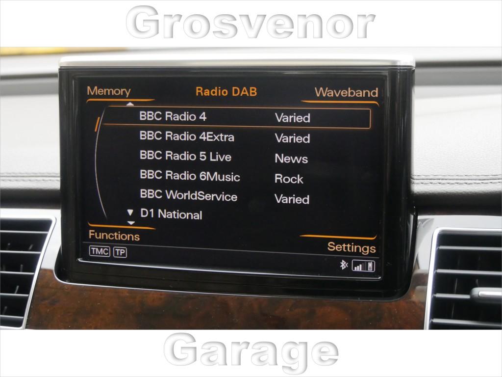 AUDI A8 3.0 TDI QUATTRO SE EXECUTIVE 4DR AUTOMATIC