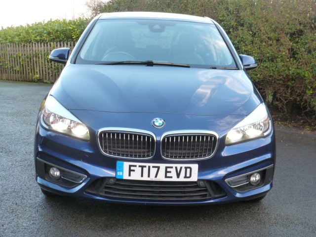 BMW 2 SERIES 2.0 218D LUXURY ACTIVE TOURER 5DR AUTOMATIC