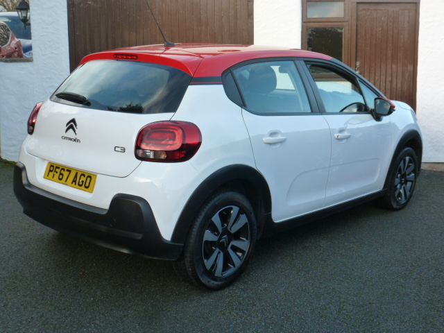 CITROEN C3 FEEL 1.2 PURETECH