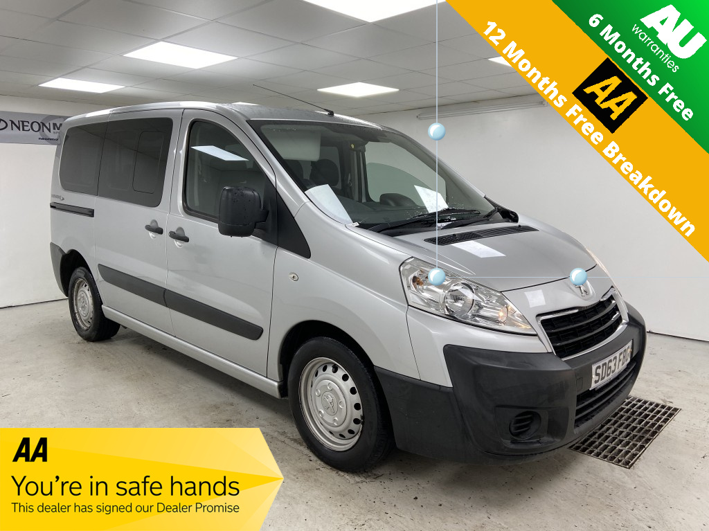 Used PEUGEOT EXPERT TEPEE 2.0 HDI TEPEE COMFORT L1 5DR in West Yorkshire