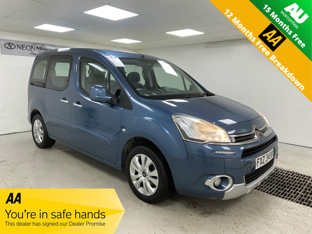 Used CITROEN BERLINGO MULTISPACE 1.6 HDI PLUS 5DR in West Yorkshire