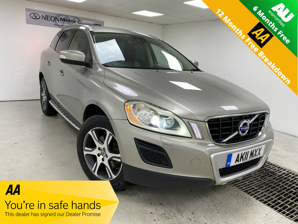 Used VOLVO XC60 2.0 D3 SE LUX 5DR AUTOMATIC in West Yorkshire