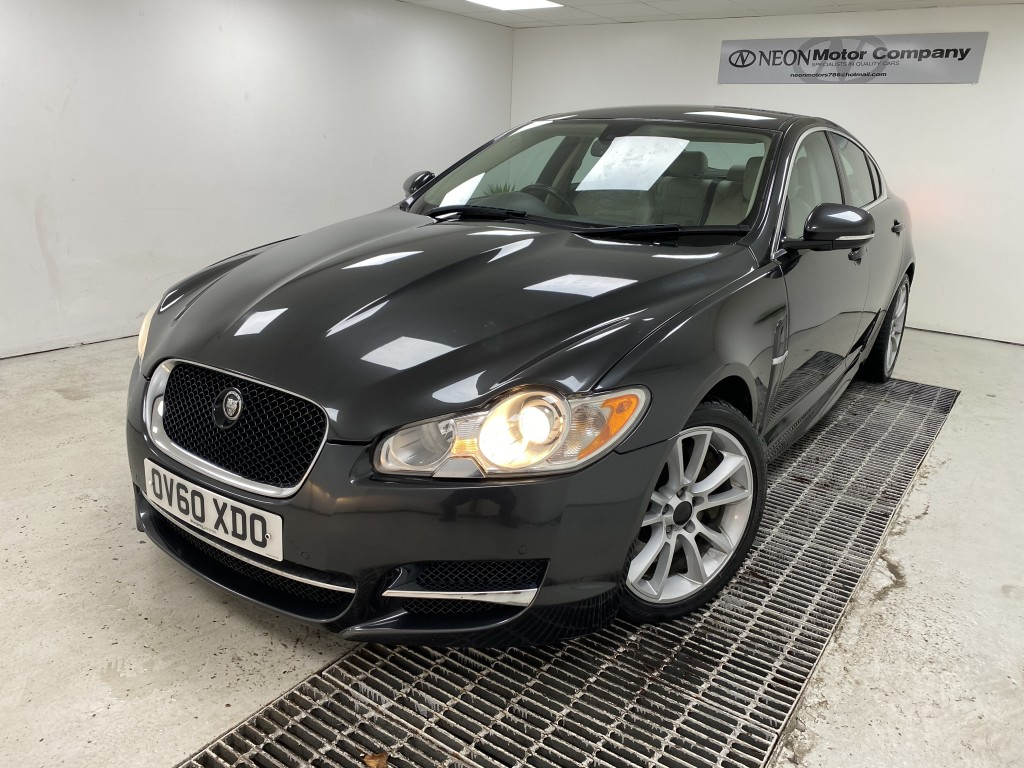 JAGUAR XF 3.0 V6 S PREMIUM LUXURY 4DR AUTOMATIC