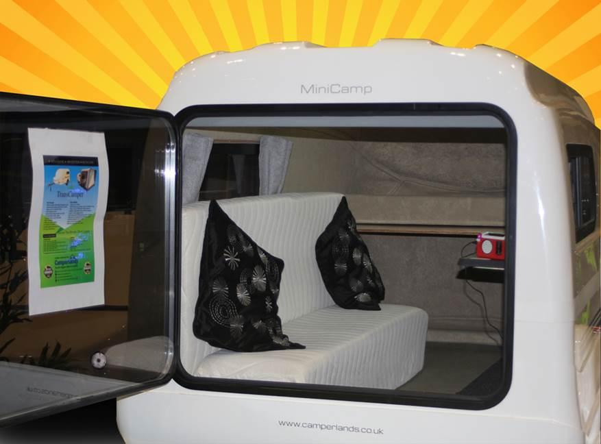WHEELHOME TransCamper  Minicamp