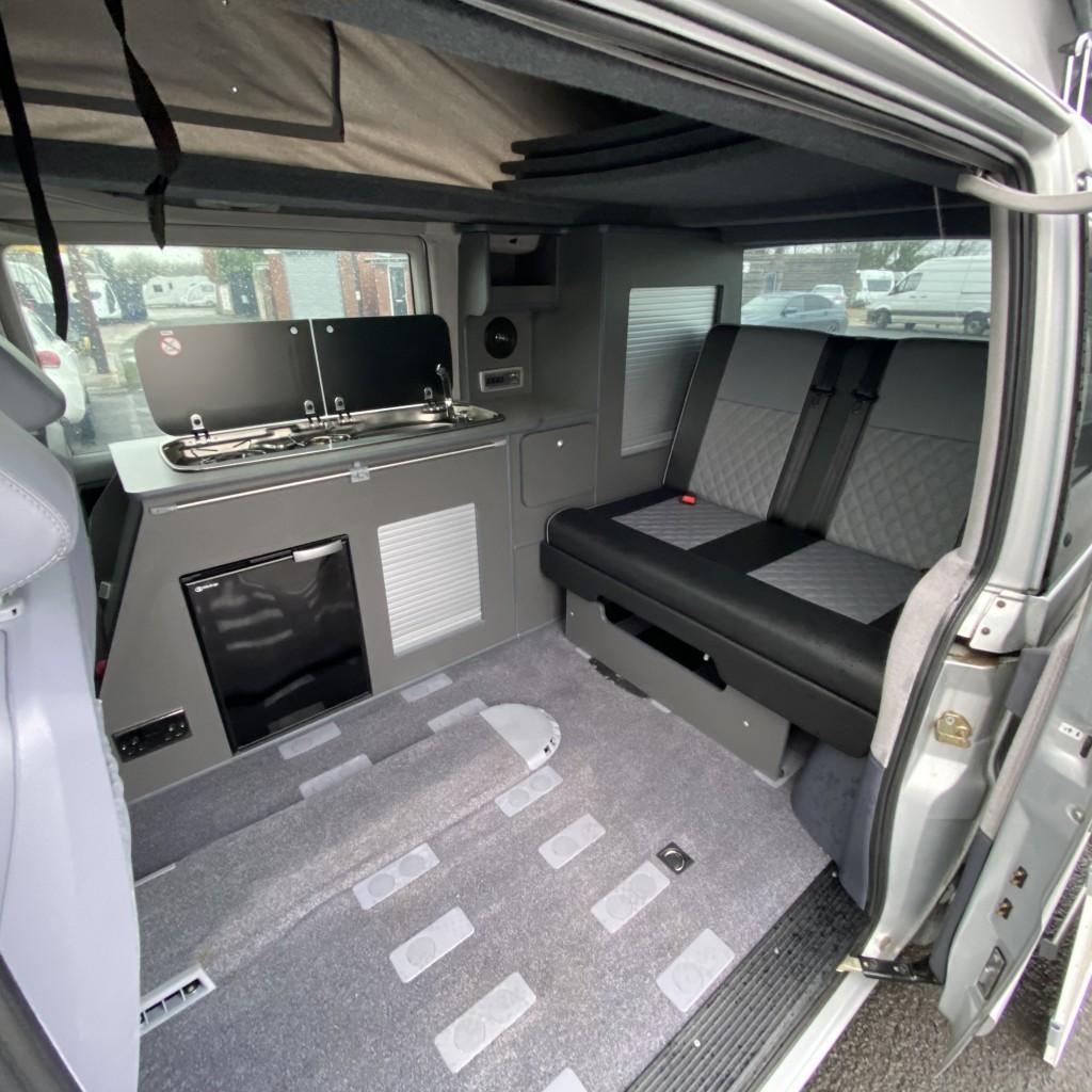 MERCEDES-BENZ Camper-van
