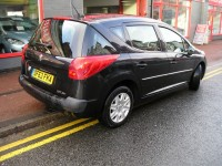 PEUGEOT 207 1.6 HDI SW ACCESS 5DR YES 16K ONLY,
