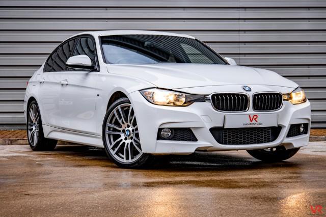 2015 (65) BMW 3 SERIES 2.0 320D M SPORT 4DR AUTOMATIC | <em>40,815 miles