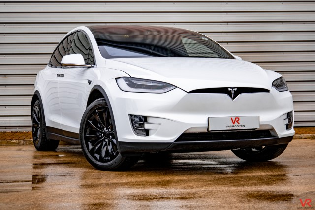 2020 (70) TESLA MODEL X LONG RANGE AWD 5DR AUTOMATIC | <em>938 miles