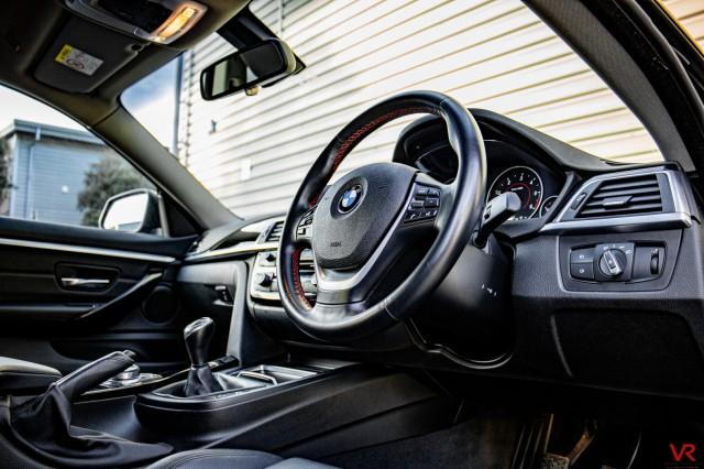 2018 (68) BMW 4 SERIES 2.0 420D SPORT GRAN COUPE 4DR | <em>33,354 miles