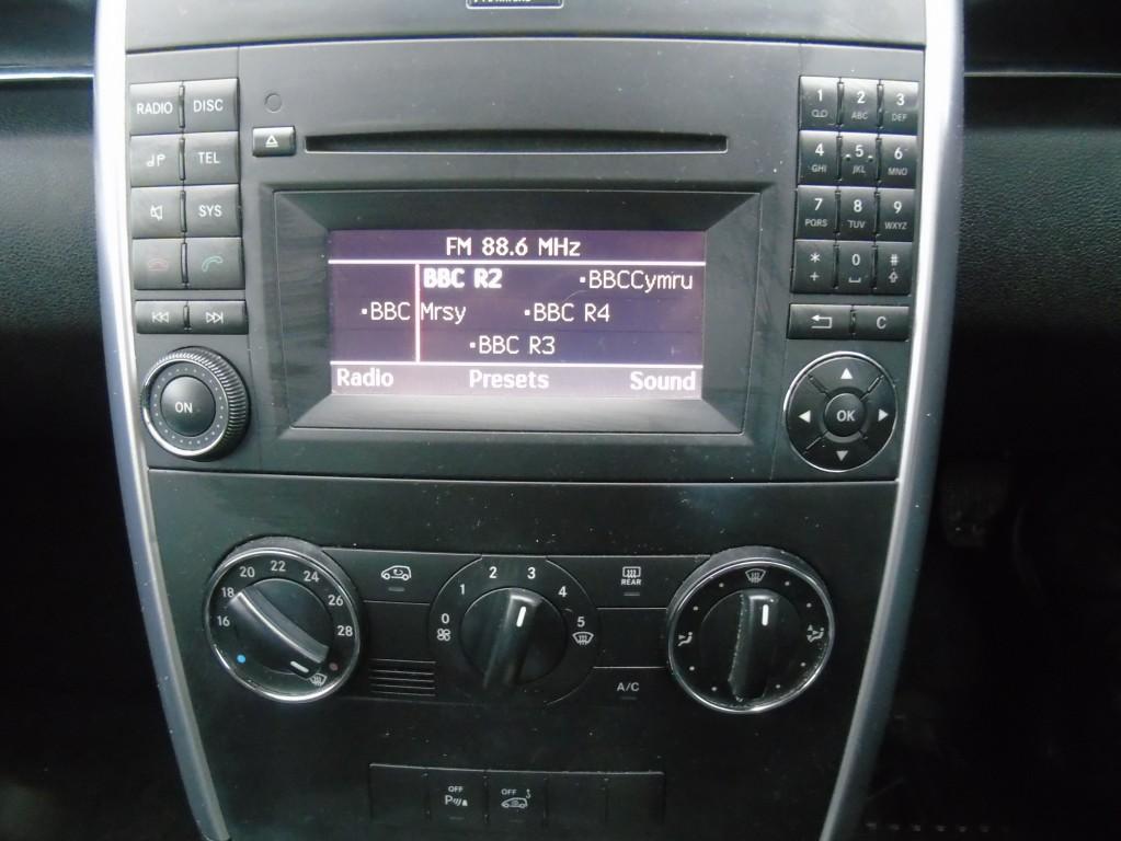 MERCEDES-BENZ B CLASS MPV 1.5 B160 SE 5DR CVT