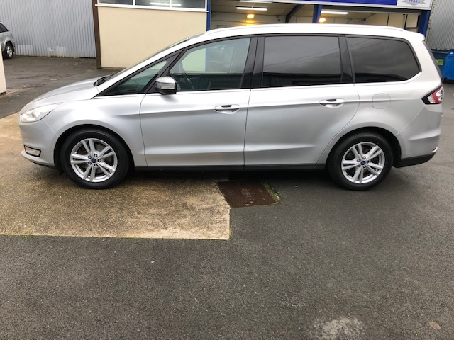 FORD GALAXY 2.0 TITANIUM TDCI 5DR SEMI AUTOMATIC