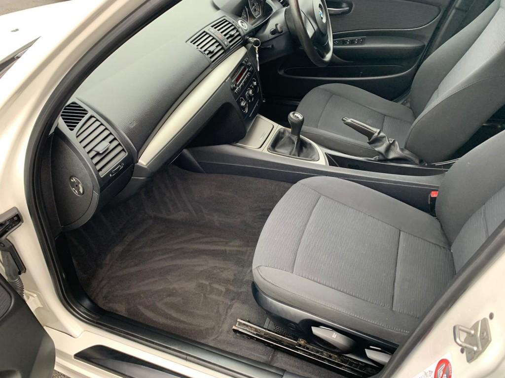BMW 1 SERIES 2.0 116I ES 5DR