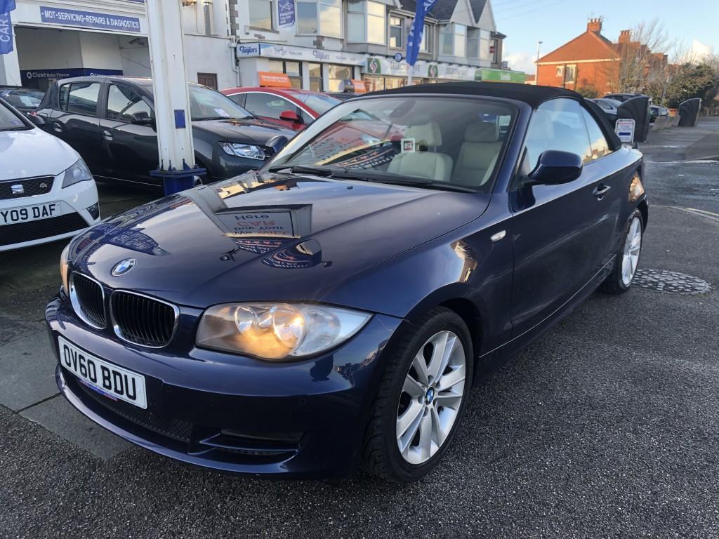BMW 1 SERIES 2.0 120I SE 2DR