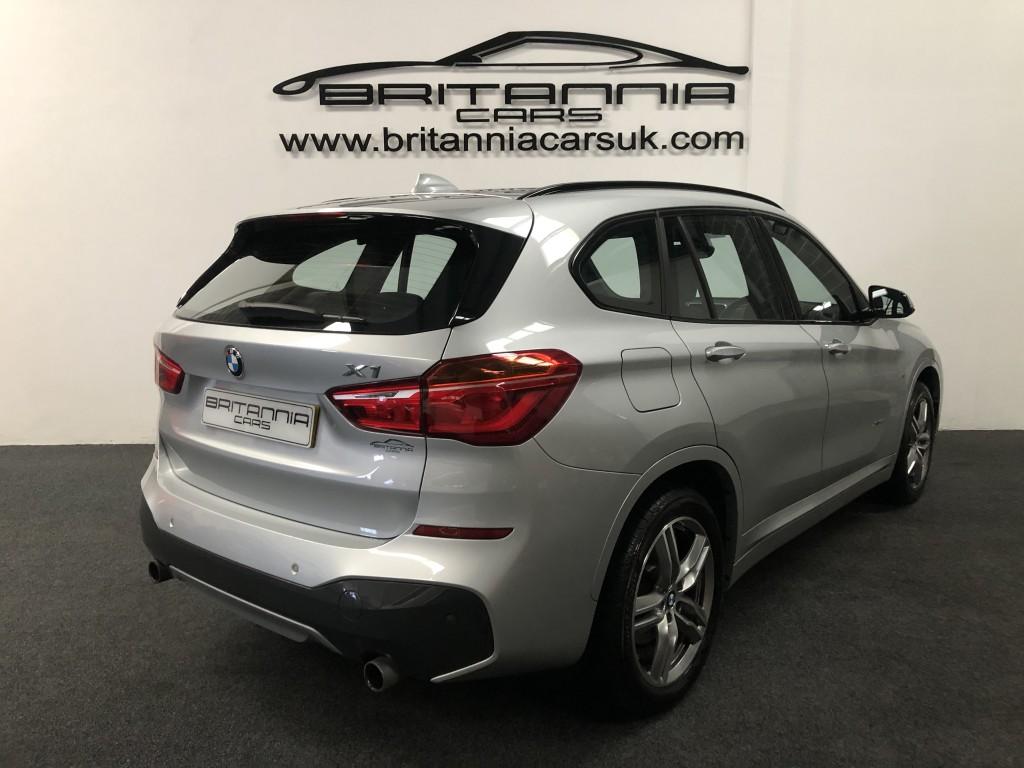 BMW X1 2.0 XDRIVE20D M SPORT 5DR AUTOMATIC