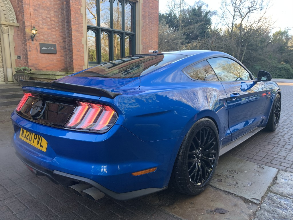 FORD MUSTANG GT 5.0 GT 2DR AUTOMATIC