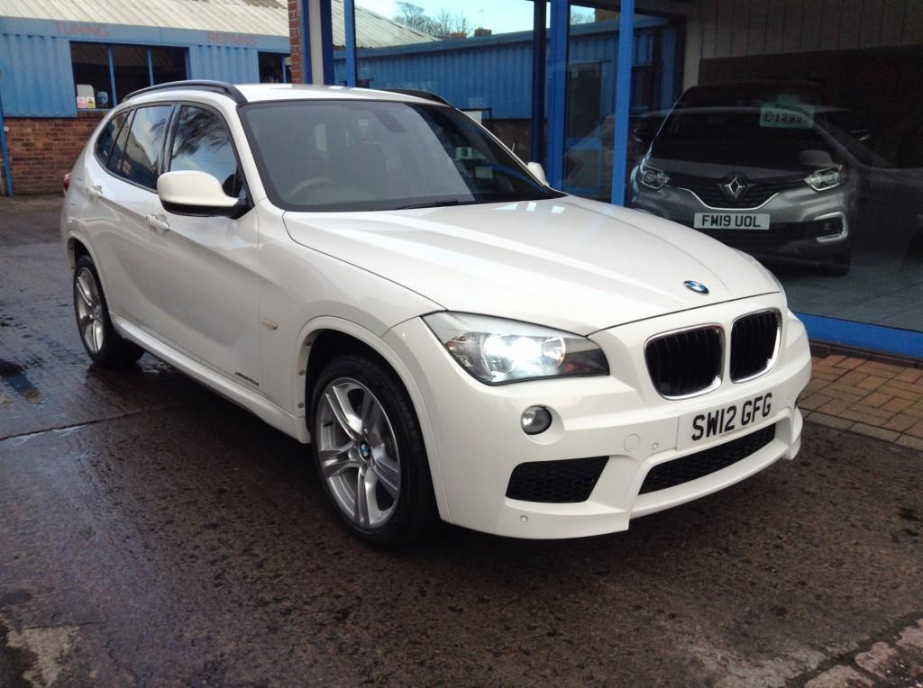 BMW X1 2.0 XDRIVE20D M SPORT 5DR