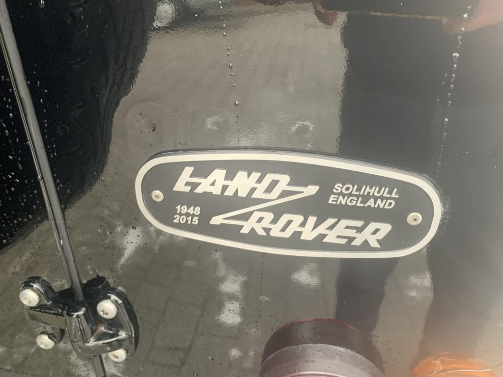 LAND ROVER DEFENDER 2.4 90 TD HARD TOP 2DR