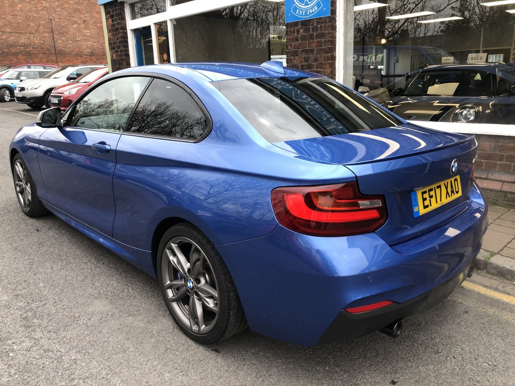BMW 2 SERIES 3.0 M240I 2DR AUTOMATIC