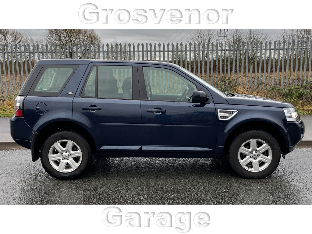 LAND ROVER FREELANDER 2.2 SD4 HSE LUXURY 5DR AUTOMATIC