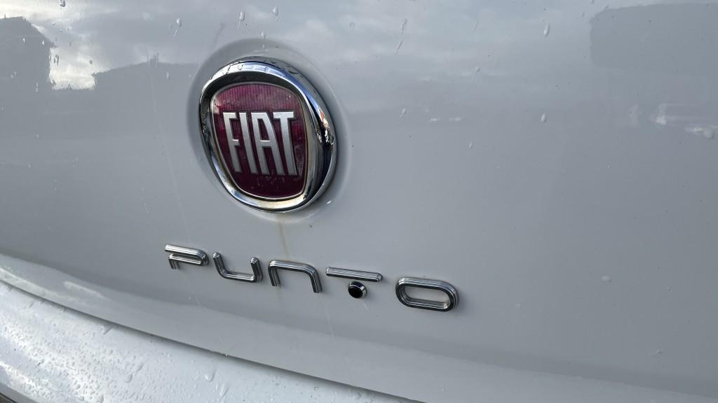 FIAT PUNTO EVO 1.2 ACTIVE 5DR