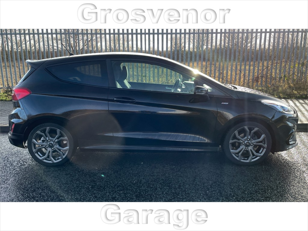 FORD FIESTA 1.0 ST-LINE 3DR
