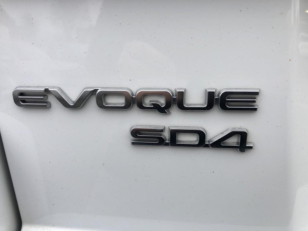 LAND ROVER RANGE ROVER EVOQUE 2.2 SD4 PRESTIGE 5DR AUTOMATIC