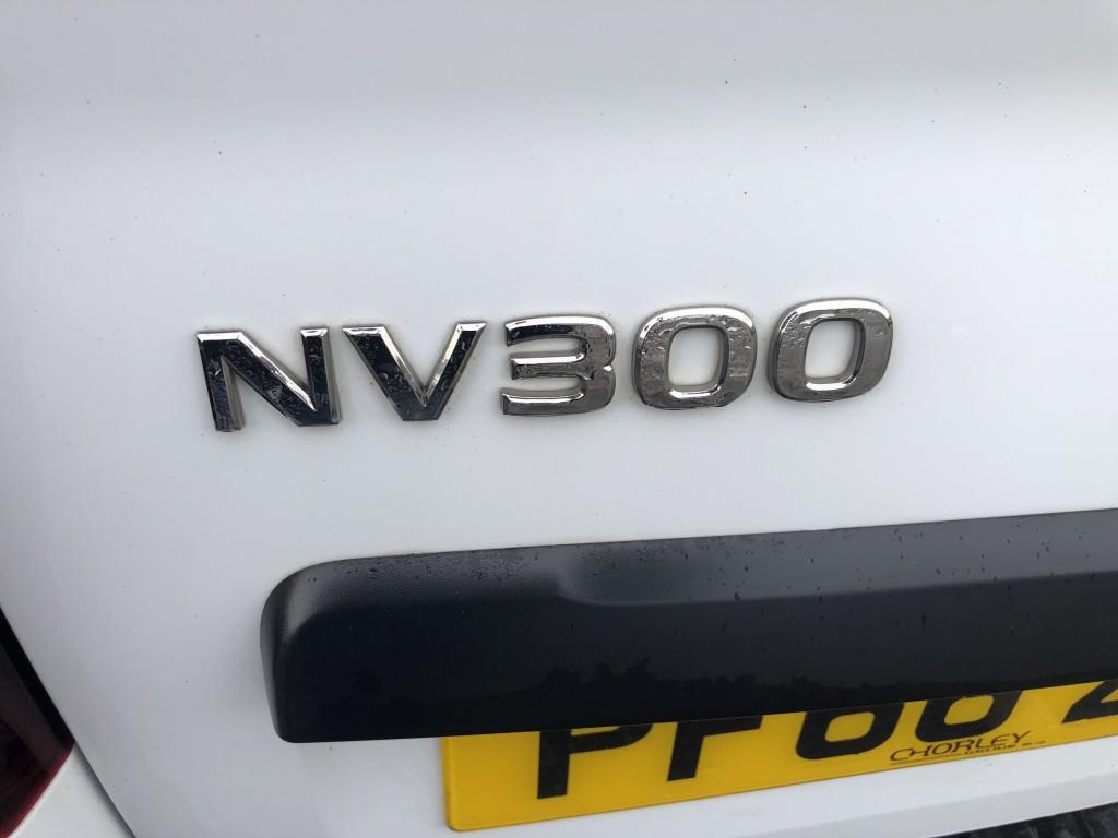 NISSAN NV300 DCI ACENTA L2H1 P/V 1.6 DCI ACENTA L2H1 P/V