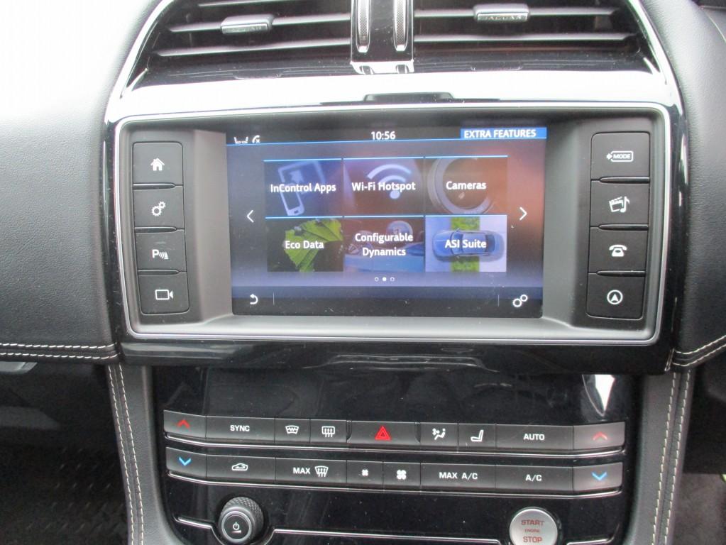JAGUAR F-PACE 3.0 V6 S AWD 5DR AUTOMATIC