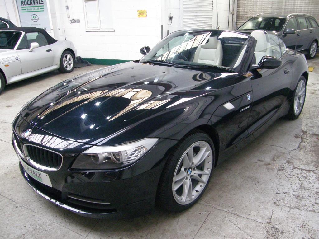 BMW Z4 2.5 Z4 SDRIVE23I ROADSTER 2DR