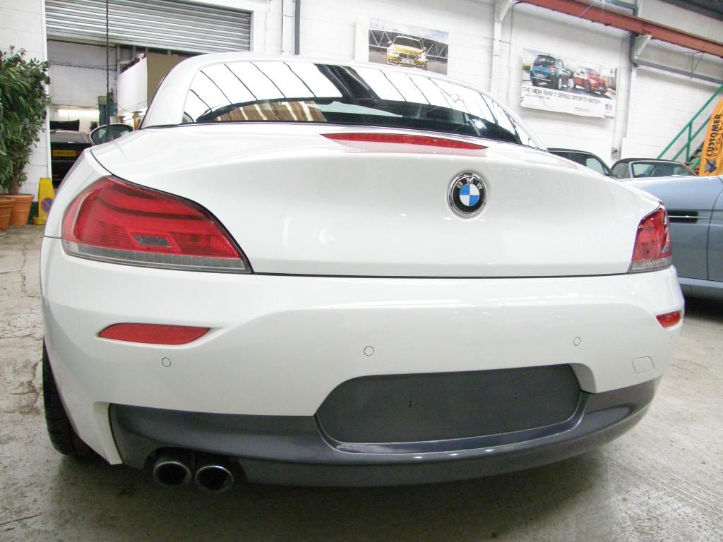 BMW Z4 2.5 Z4 SDRIVE23I M SPORT HIGHLINE EDITION 2DR