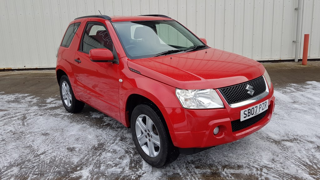 SUZUKI GRAND VITARA 1.6 VVT PLUS 3DR